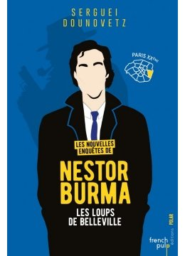 Nestor Burma rejoint French Pulp