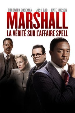 Marshall - Reginald Hudlin