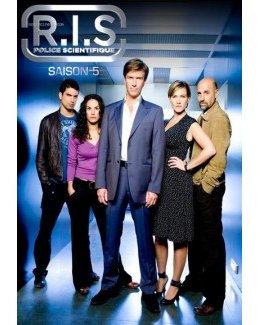 R I S Police scientifique - Saison 5