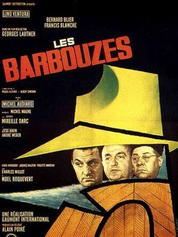 Les Barbouzes - Georges Lautner