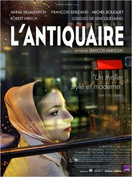 L'Antiquaire - François Margolin