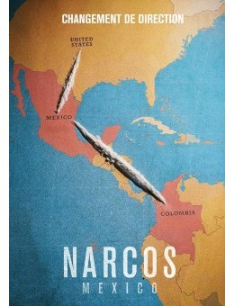 Bande-annonce explosive pour Narcos : Mexico !