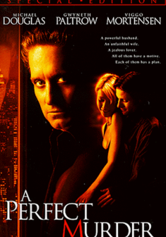 A Perfect Murder [Import USA Zone 1]
