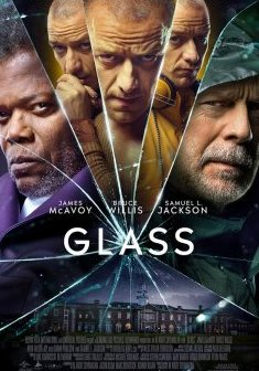 Glass - M. Night Shyamalan