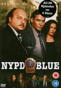 New York Police Blues - Saison 3
