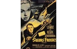 Sueurs froides - Alfred Hitchcock
