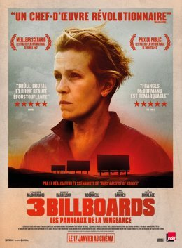 3 Billboards - Martin McDonagh
