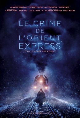 On a vu Le Crime de l'Orient-Express !