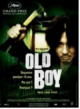 Old boy - Park Chan-wook