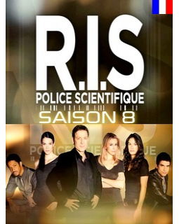 R I S Police scientifique - Saison 8