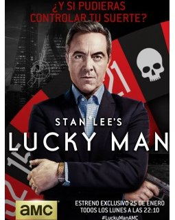 Lucky Man : un extrait de la série de Stan Lee