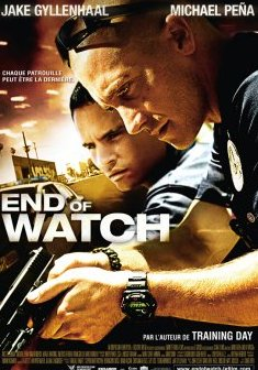 End of Watch avec Jake Gyllenhaal : le polar de fin d'année ? - David Ayer