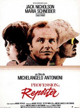 Profession : reporter - Michelangelo Antonioni