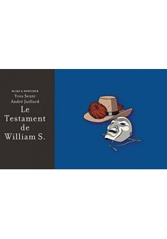 Blake & Mortimer - tome 24 - Testament de William S. (Le) - Version Luxe - Sente Yves