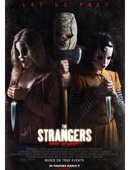 Frissonnez avec The Strangers : Prey at Night