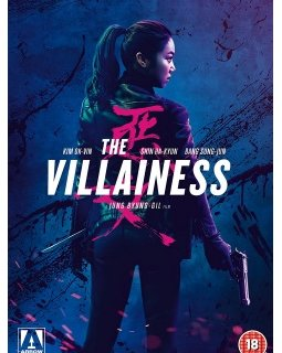 The Villainess en DVD