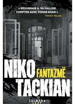 Niko Tackian part en live !