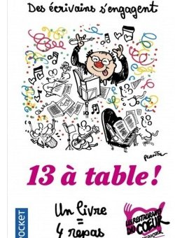 13 à table ! de retour en 2018