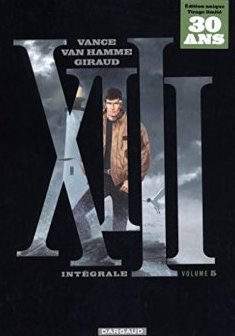 XIII - Intégrale - Tome 5