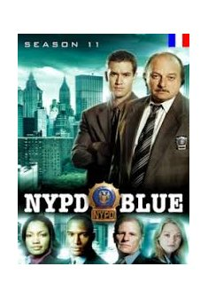 New York Police Blues - Saison 11