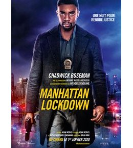 Manhattan Lockdown - Brian Kirk