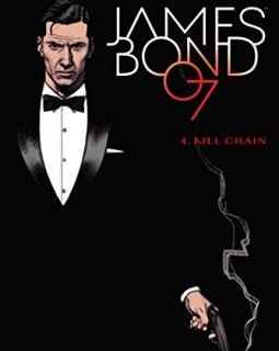 James Bond 04. - Kill chain - Andy DIGGLE - Chirs Blythe