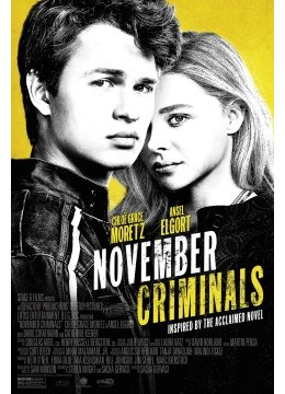 November Criminals en DVD !