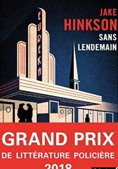 Sans lendemain - Jake Hinkston