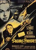 Top des 100 meilleurs films thrillers n°9 : Sueurs froides - Alfred Hitchcock