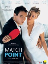 Top des 100 meilleurs films thrillers n°29 : Match Point - Woody Allen