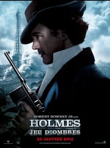 Sherlock Holmes, Jeu d'ombres - Guy Ritchie