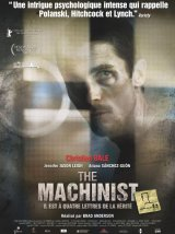 Top des 100 meilleurs films thrillers n°97 : The machinist - Brad Anderson