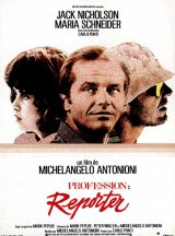 Top des 100 meilleurs films thrillers n°23 - Profession : reporter - Michelangelo Antonioni