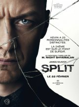 Top des 100 meilleurs films thrillers n°80 Split - M. Night Shyamalan
