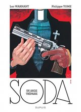 Soda - tome 1 - Un ange trépasse - Luc Warnant - Philippe Tome - Stuf