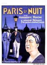 Paris la nuit - Henri Diamant-Berger