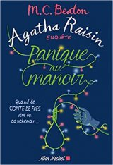 Panique au Manoir - M.C Beaton