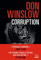 Don Winslow présente Corruption à Paris !