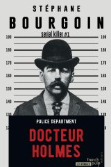 Docteur Holmes - Stephane Bourgoin