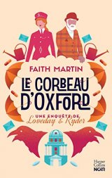 Le corbeau d'Oxford - Faith Martin