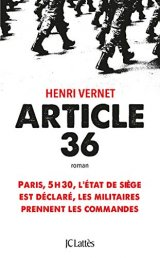 Article 36 - Peter JAMES