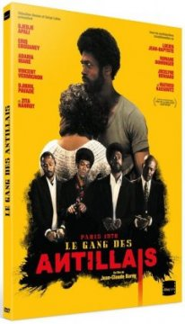 Le gang des Antillais - Jean-Claude Flamand Barny