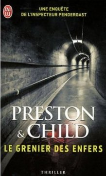 Le grenier des enfers - Preston & Child