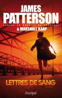 Lettres de sang - James Patterson