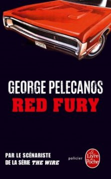 Red Fury - George Pelecanos