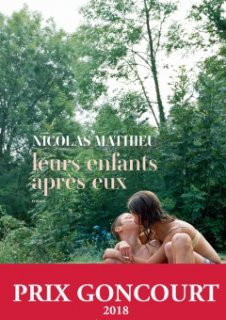 Une interview de Nicolas Mathieu...