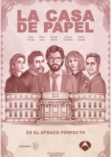 La Casa de Papel version X