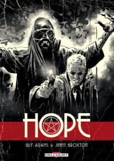 Hope - Un extrait de la BD de Guy Adams
