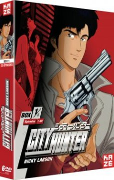 City Hunter / Nicky Larson Box 1/4
