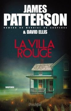 La villa rouge - James Patterson